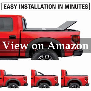 hard folding tonneau cover f150