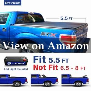 best soft tonneau cover for f150 review