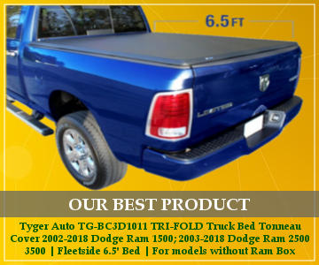 best dodge ram bed cover