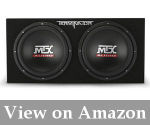 best 12 subwoofer for truck reviews