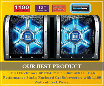 best shallow subwoofer for truck reviews