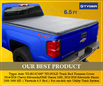 best tonneau cover for chevy silverado reviews