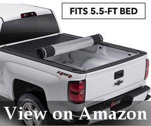 retractable truck bed covers waterproof reviews
