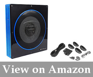 best shallow mount subwoofer for truck guide