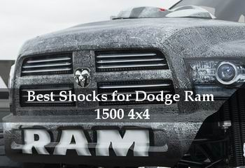best shocks for dodge ram 1500 4x4 guide