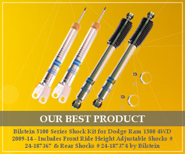 best shocks for dodge ram 1500 reviews