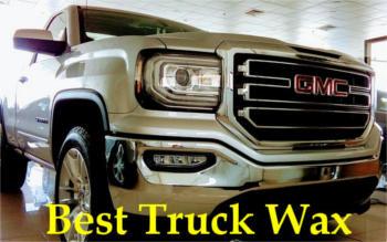 best truck wax reviews