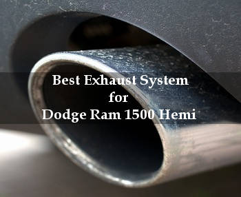 Best Exhaust System for Dodge Ram 1500 Hemi 2019 (UPDATED)