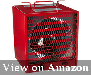 electric garage heaters with thermostat reviews