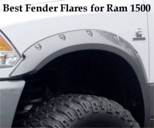 best fender flares for Ram 1500 reviews