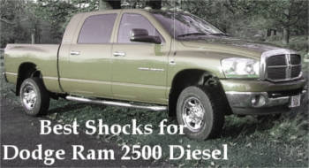 best shocks for dodge ram 2500 diesel reviews