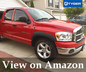 wheel flares for dodge ram 1500 manual