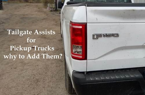 tailgate assist for pickup trucks reviews
