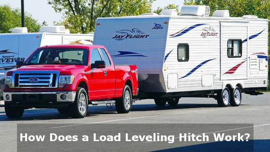 how to hook up weight distribution hitch