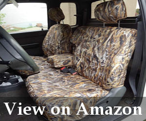 toyota tacoma waterproof seat covers