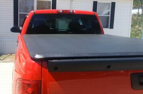 most secure truck bed cover