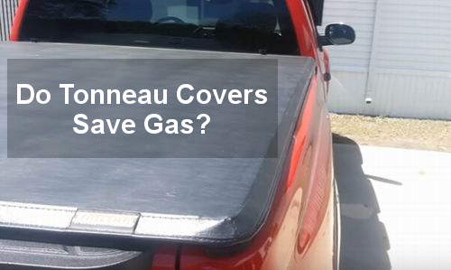 do tonneau covers save gas