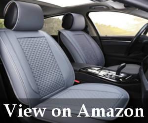 toyota tacoma leather seat covers