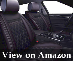toyota tacoma seat covers wear-resistant leather