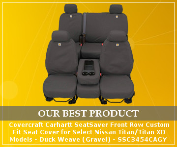 top titan seat covers review