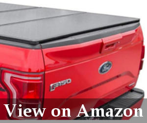 sturdy tri-fold ford bed cover